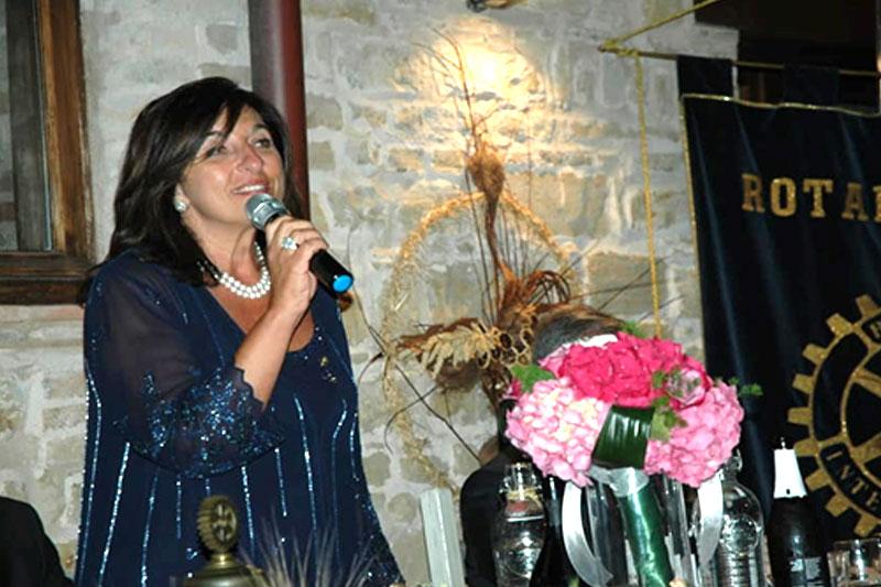 Rotary Jesi, Paola Duca è la nuova presidentessa