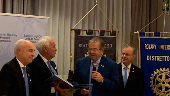 Rotary: il Governatore del distretto 2090 in visita al Club di Jesi
