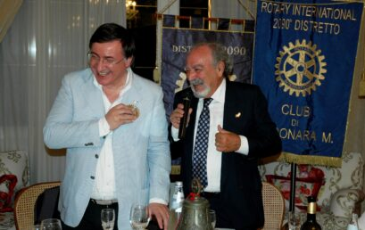Interclub tra Rotary Jesi e Falconara Marittima