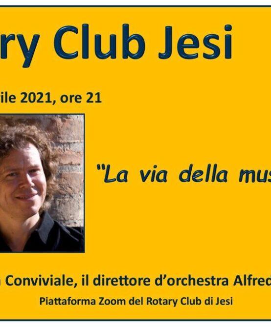 Conviviale con il direttore d'orchestra Alfredo Sorichetti