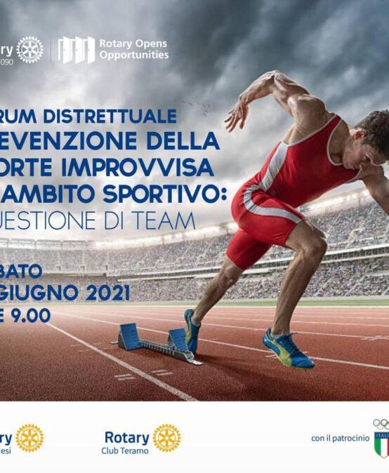 Forum: Prevenzione della morte improvvisa in ambito sportivo